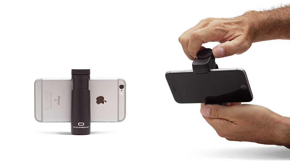 Shoulderpod S2 Tripod Mount for iPhone